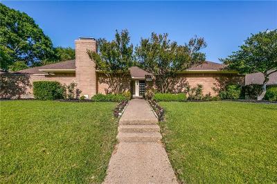 Dallas Single Family Home For Sale: 9602 Moss Farm Lane