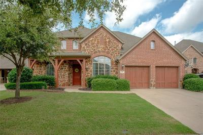 Fort Worth Single Family Home For Sale: 9657 Ben Hogan Lane