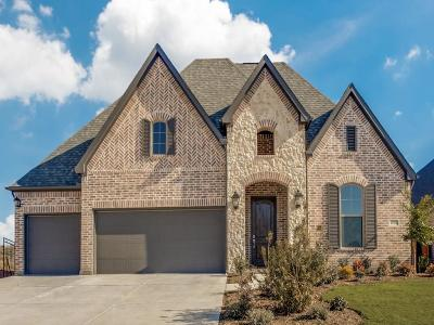 Wylie Single Family Home For Sale: 1621 Port Millstone Trail