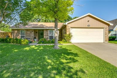 Grand Prairie Single Family Home For Sale: 3622 San Remo Drive