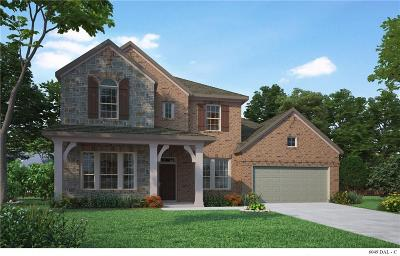 Prosper Single Family Home For Sale: 600 Timber Ridge Road
