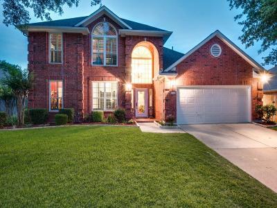 Flower Mound Single Family Home For Sale: 616 Saddleback Lane