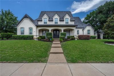 Colleyville Single Family Home For Sale: 7206 Brooke Drive