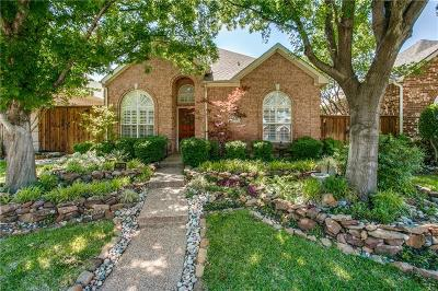 Plano Single Family Home For Sale: 8113 Springmoss Drive