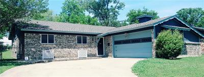 Fort Worth TX Single Family Home For Sale: $143,000