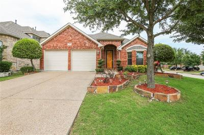 Grand Prairie Single Family Home Active Option Contract: 7072 Surfside Lane