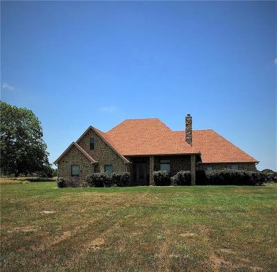 Coolidge, Mexia, Mount Calm Single Family Home For Sale: 348 Fm 1633