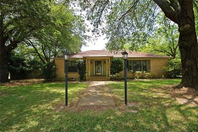 Lindale Single Family Home For Sale: 502 W Hubbard Street