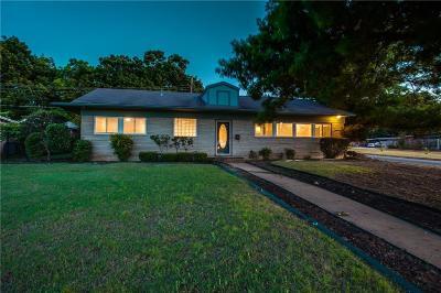 Dallas Single Family Home For Sale: 2642 Jefferson Boulevard