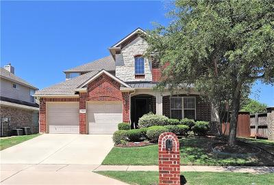 Flower Mound Single Family Home For Sale: 3641 Nandina Drive