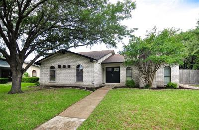 Rowlett Single Family Home For Sale: 6113 Greenlawn Street