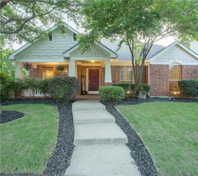 Melissa Single Family Home Active Option Contract: 3303 Heritage Drive