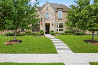 Allen Single Family Home For Sale: 894 Clear Water Drive