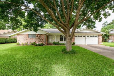 Benbrook Single Family Home For Sale: 3828 Westerly Road