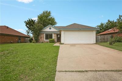 Arlington Single Family Home For Sale: 6204 Avanti Drive