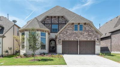 McKinney Single Family Home For Sale: 8705 Pine Valley Drive
