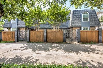 Multi Family Home For Sale: 5915 Preston Road