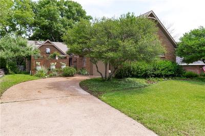 McKinney Single Family Home For Sale: 2812 Colonial Circle