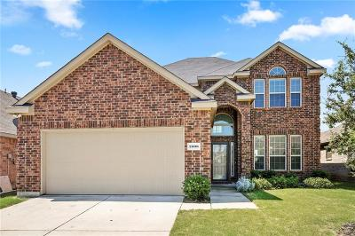 Little Elm Single Family Home For Sale: 2308 Jonathan Creek Drive
