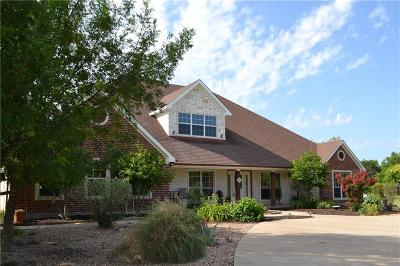 Azle Single Family Home Active Option Contract: 206 Lost Oak Drive