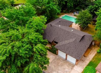 North Richland Hills Single Family Home For Sale: 7216 Karen Drive