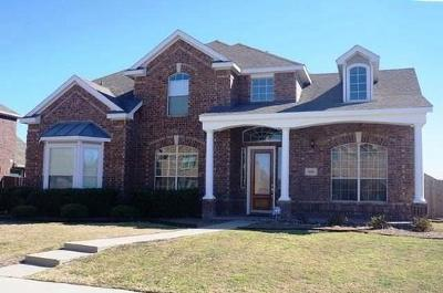 Allen Single Family Home For Sale: 1610 Sweetbay Drive
