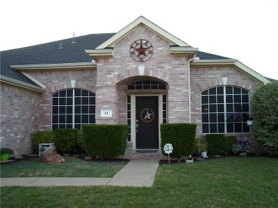 Mansfield TX Single Family Home For Sale: $265,000