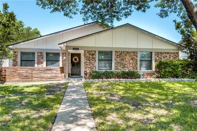 Carrollton Single Family Home For Sale: 2231 Bowie Drive