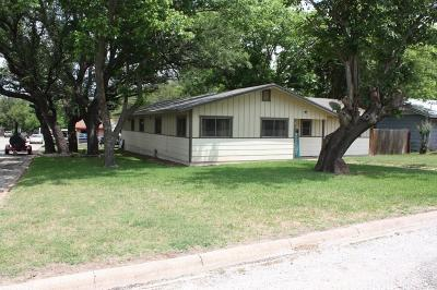 Comanche County Single Family Home For Sale: 206 Sunset Drive