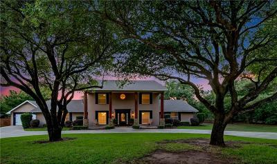 Tarrant County Single Family Home For Sale: 5601 Oak Top Drive