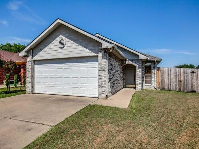 Grand Prairie Single Family Home For Sale: 3146 Timber Creek Drive