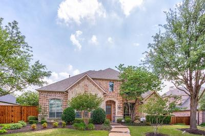 Frisco Single Family Home For Sale: 5055 Shoreline Drive