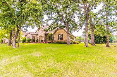 Keller Single Family Home For Sale: 1205 Thornwood Drive