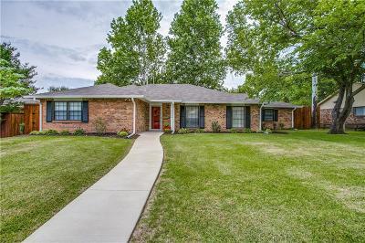 Single Family Home For Sale: 6748 Leameadow Drive