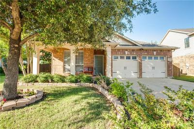 Single Family Home Active Option Contract: 10736 Kittering Trail