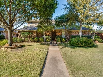 Coppell Single Family Home For Sale: 736 Parkway Boulevard