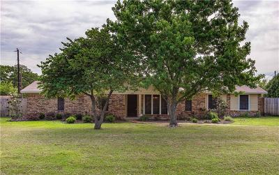 Keller TX Single Family Home For Sale: $349,000