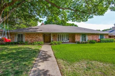 Single Family Home Active Option Contract: 4032 Fawnhollow Drive