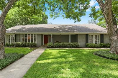 Single Family Home Active Option Contract: 6125 Brandeis Lane