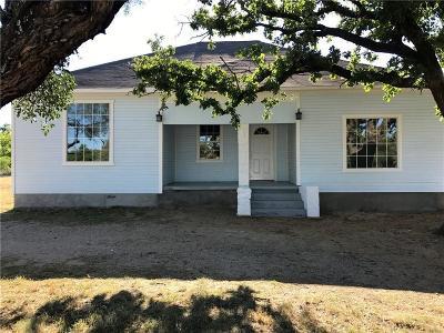 Eastland County Single Family Home For Sale: 402 N Ammerman Avenue