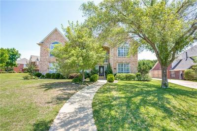 Southlake TX Single Family Home For Sale: $587,000