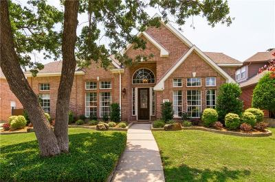 Keller Single Family Home Active Option Contract: 708 Saint Andrews Lane