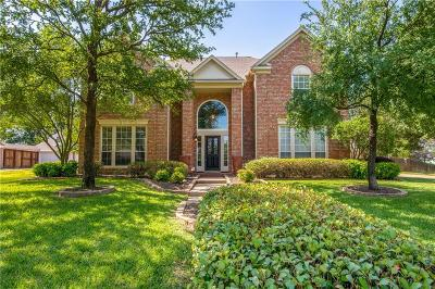 Southlake Single Family Home For Sale: 160 Green Oaks Lane