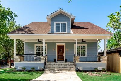 Dallas Single Family Home For Sale: 339 W Brooklyn Avenue