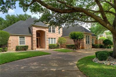 Colleyville Single Family Home For Sale: 4707 Mill Creek Drive