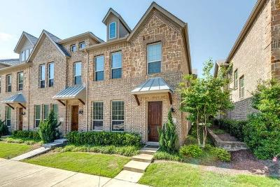 Irving Townhouse Active Option Contract: 520 Reale Drive