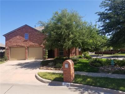 Anna TX Single Family Home For Sale: $310,000