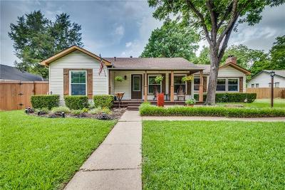 Waxahachie Single Family Home For Sale: 713 N Gibson Street