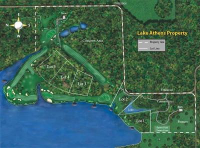 Athens Residential Lots & Land For Sale: 3 Links Lane
