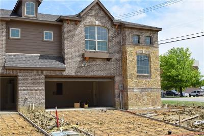 Irving Townhouse For Sale: 4403 Samarth Street